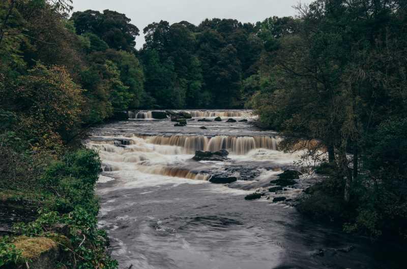 Ayesgath Falls