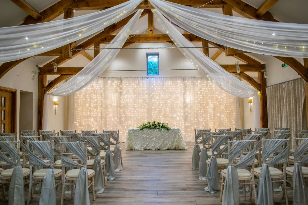 Gamekeepers Wedding Netherside Suite 2