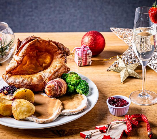Gamekeepers Inn Christmas 2019 9 Min