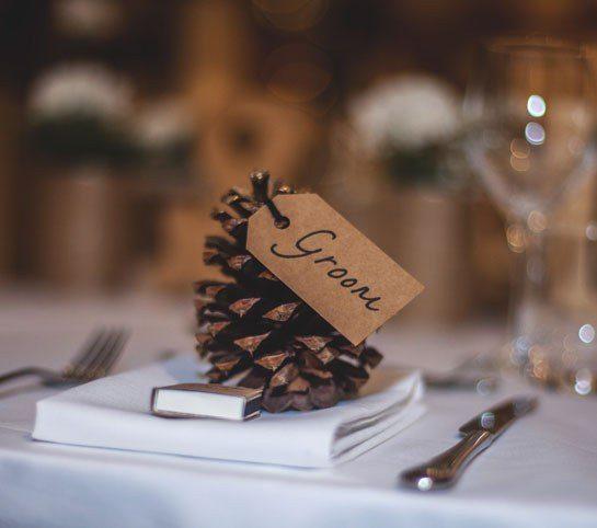 Weddingsplanning