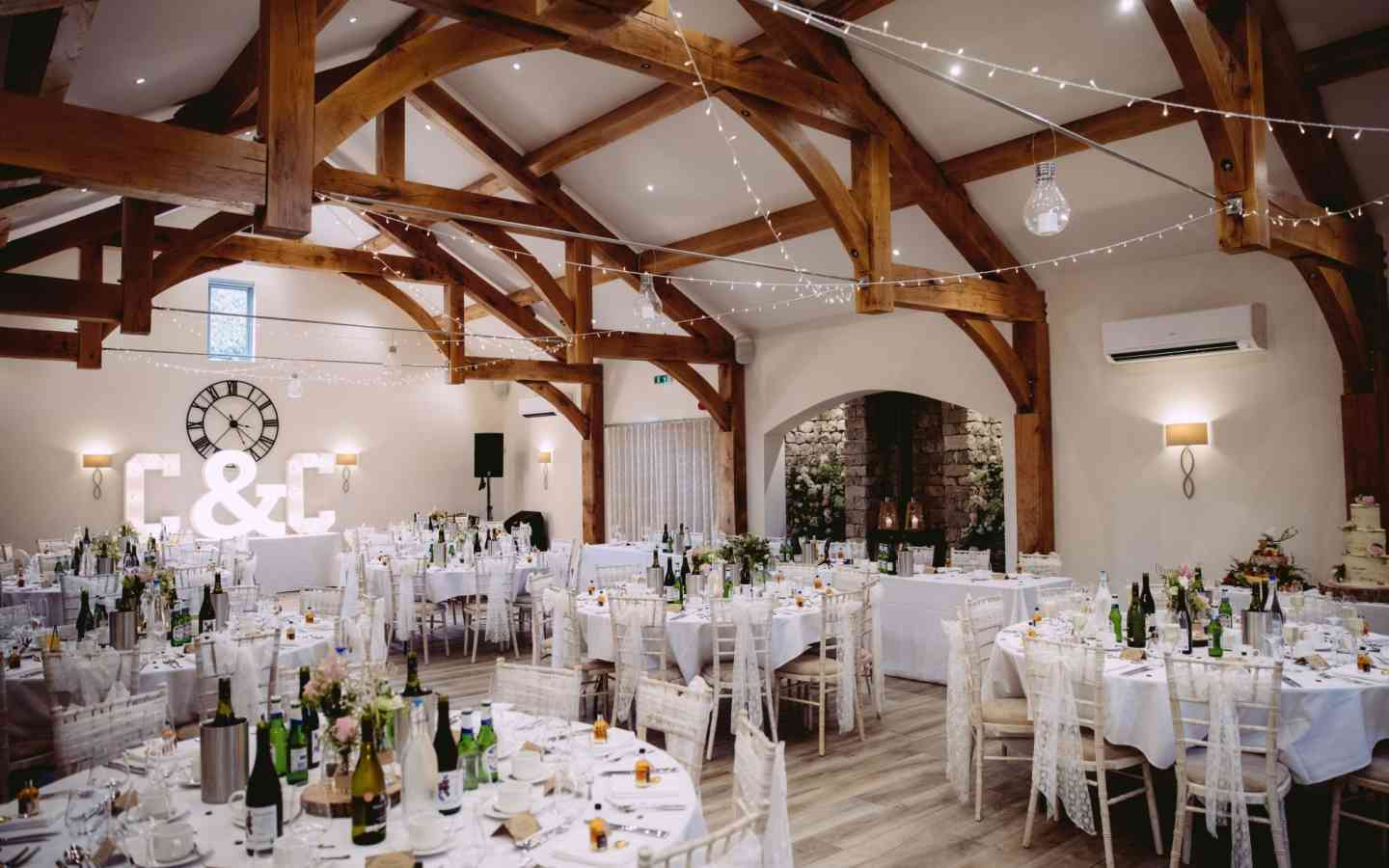 Gamekeepers Wedding Netherside Suite