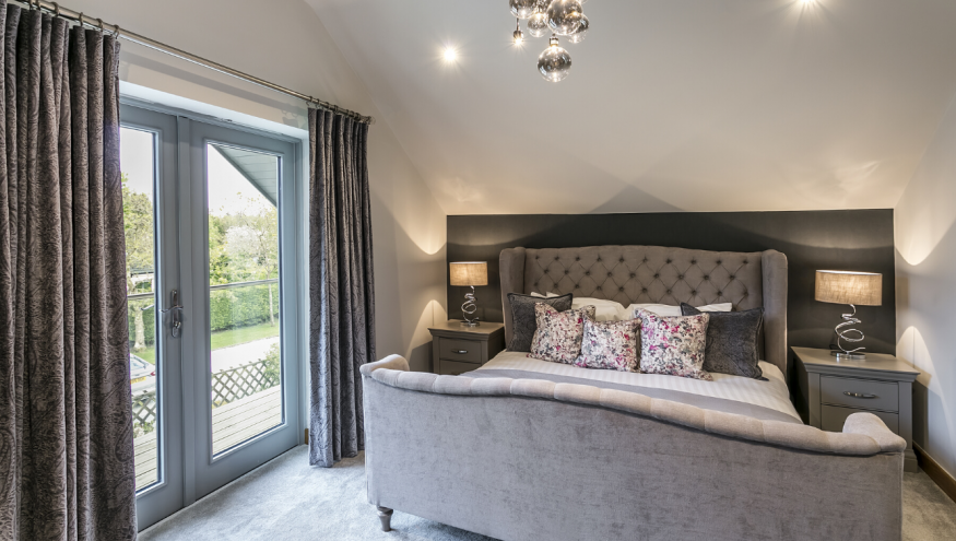 Luxury suite 8