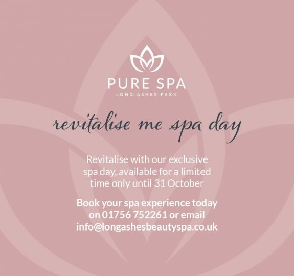 2020 LAPS Revitalise Me Spa Day Social Graphic sml