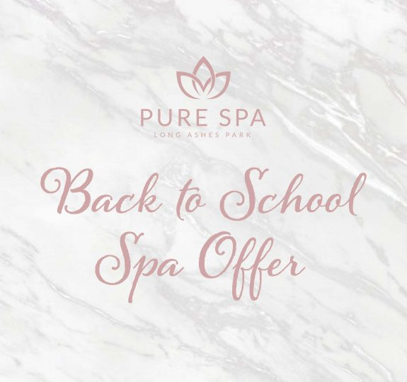 Laps Back To School Spa Offer Social Graphic 002