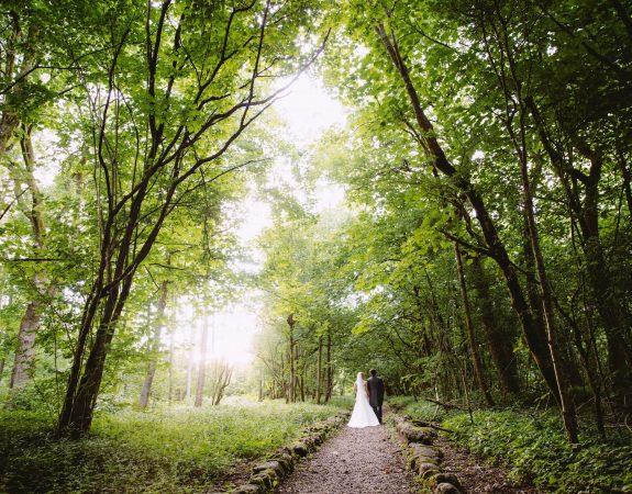 Gamekeepers Wedding 4 Min