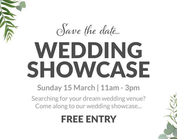 Spring Wedding Showcase Social Graphic