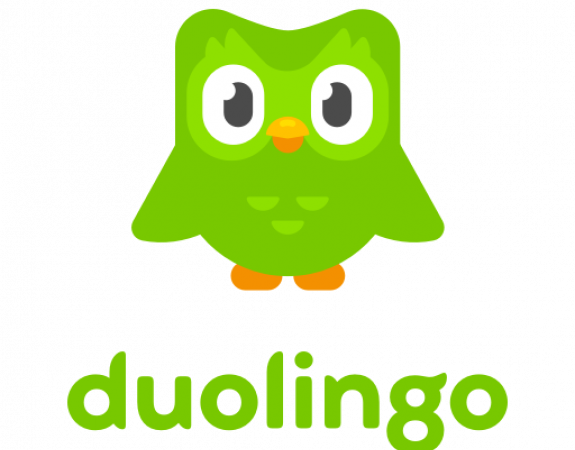 Logo with duo