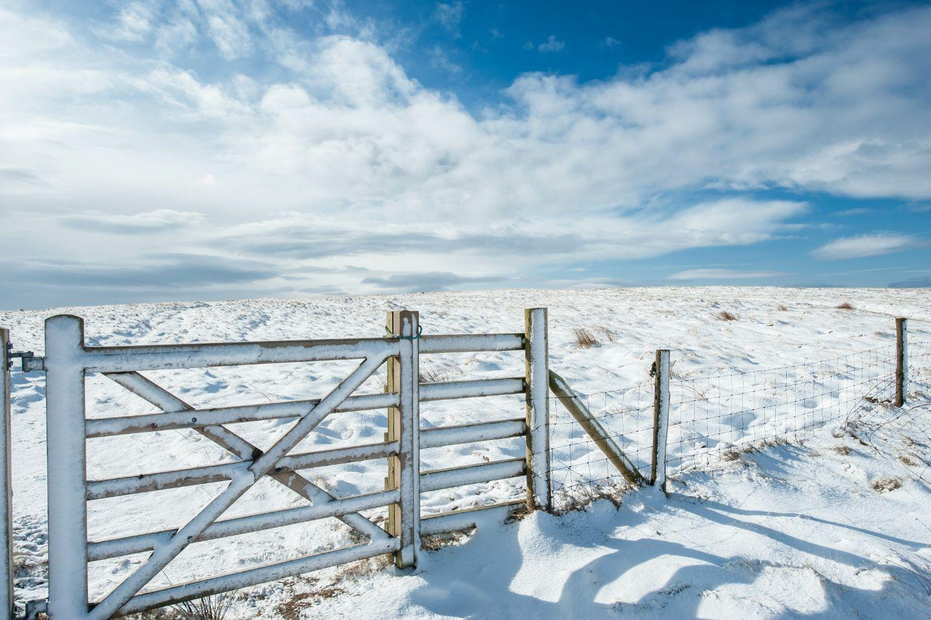 Yorkshire snow 1