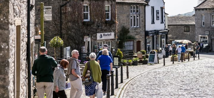 Summer 2021 Surge in Tourists Headed to the Yorkshire Dales