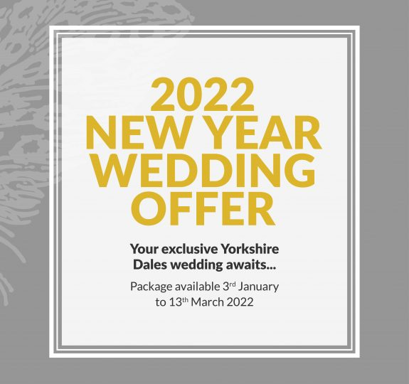 2022 New Year Wedding Offer Social Graphic